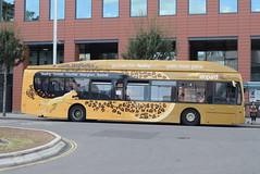 RB 430 @ Reading train station (ianjpoole) Tags: reading buses scania k270ub alexander dennis enviro 300 yn14mxz 430 working route the leopard 3 station road broad street wokingham