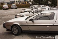 IMG_7357_result (ferrariartist) Tags: delorean gullwing automobiles automotive automobile 80s stainless car sportscar irish fall autumn ferrariartist