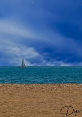 Playa de Málaga (Dopior) Tags: 2007 lamar paisajes