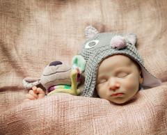 premier copain (Fotofolia) Tags: bébé newborn nouveau né baby