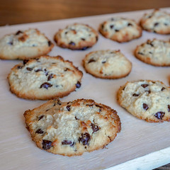 2018.10.21 Low Carbohydrate Chocolate Chip Cookies, Washington, DC USA 06713