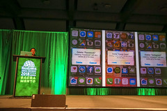 Manoush Zomorodi keynote 1 - HighEdWeb 2018 (HighEdWeb) Tags: heweb18 ca california highedweb highedweb18 highedweb2018 sacramento sacramentoconventioncenter conference keynote