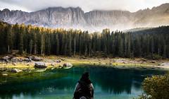 Lago di Carezza (Mikel.L.Ruiz) Tags: lago di carezza dolomites italy mikellruiz 2018