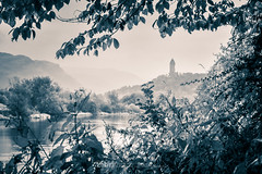River - 11 Oct 2018 - 59-Edit.jpg (ibriphotos) Tags: autumn grey river stirlingcastle cloud stirling riverforth trees leaves weather dreich gray cloudappreciation cloudporn clouds skyporn