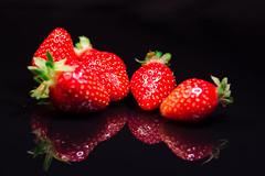 Strawberry (Theo Crazzolara) Tags: strawberry berry berries food organic fruits vegan vegetarian delicious summer sweet red früchte gesund health healthy balance natural fresh foodporn breakfast
