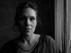 Wife, again. Most beautiful person I know. (JensM75) Tags: fujixt2