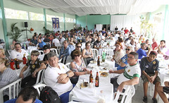 Almoço na Sociedade Combate Barreirinha  - Almirante Tamandaré