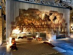 Il Tappeto Volante nel Museo delle Trame Mediterranee  al Baglio Di Stefano (costagar51) Tags: gibellinanuova trapani sicilia sicily italia italy arte storia