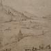 BRUEGEL Pieter I, 1560 - Les Pélerins d'Emmaüs dans un Paysage de Montagne (Rotterdam) - Detail 32