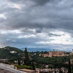 Sunrise over the Alhambra - Granada - Travel photography thumbnail