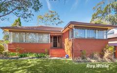 49 Burrandong Crescent, Baulkham Hills NSW
