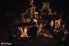 FIRE (alfredo.rossitto) Tags: hot burn house home flames fire wood fireplace