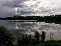 Lagoa da Pampulha (jakza - Jaque Zattera) Tags: reflexo chuvatemporal nuvem