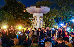 2018.10.25 Vigil for Matthew Shepard, Washington, DC USA 06911