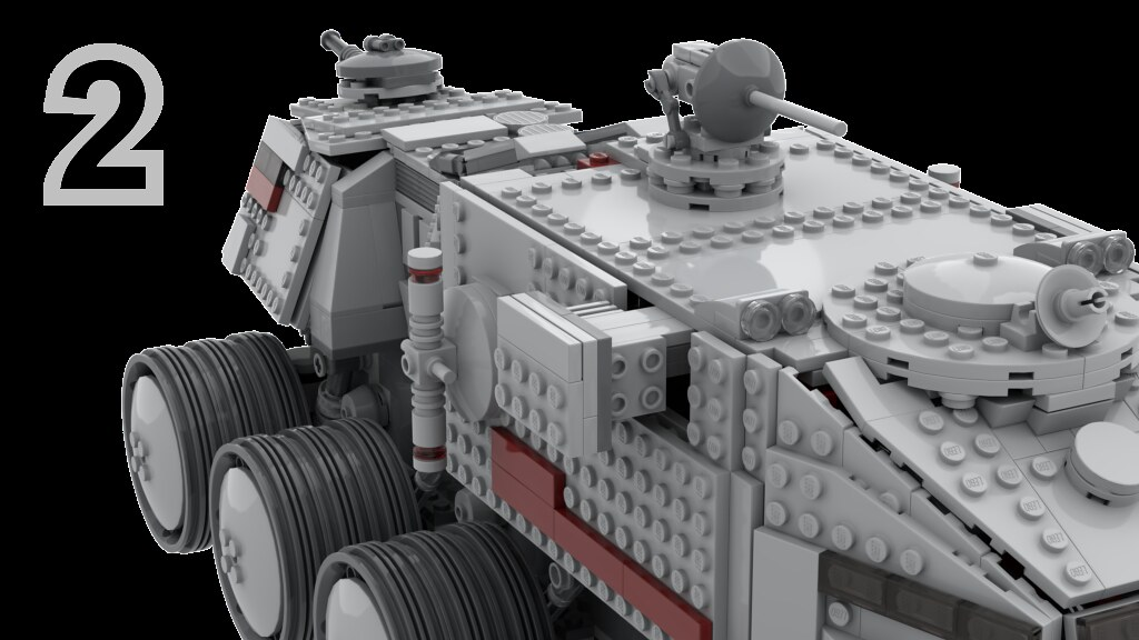 The Worlds Most Recently Posted Photos Of Cloneturbotank And Lego