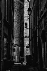 Montpellier (sabrina-melzer) Tags: moodytones bw france strase gasse bwglobal bnwcontrast strongcontrast mono blackandwhitelandscape nb frankreich schwarzweiss bnwmood bwplanet bnwplanet bnwaddiction noiretblanc noir lovesbnw bnwcapture bnwlandscape schwarzweis onlybnw monochrome monochrom street city südfrankreich blackandwhite sw bnwstreet bnw montpellier