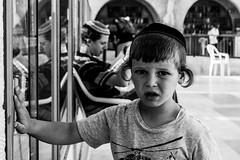 Boys at Western Wall-DSC_7698 (thomschphotography3) Tags: jerusalem israel westernwall children boys teenager jews jewish religion portrait streetphotography blackandwhite monochrome