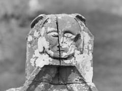 F8116634 silver E-M5ii 75mm iso200 f2.8 1_2000s (Mel Stephens) Tags: 20180811 201808 2018 q3 4x3 wide olympus mzuiko mft microfourthirds m43 75mm omd em5ii ii mirrorless st cyrus uk scotland aberdeenshire bw black white silver efex structure cemetary graveyard kirkyard tombstone headstone