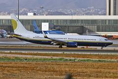 N739MA Boeing 737-8Q8 Miami Air International Transavia AGP 17-09-18 (PlanecrazyUK) Tags: lemg malaga–costadelsolairport malaga costadelsol n739ma boeing7378q8 miamiairinternational transavia agp 170918