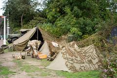 Camp Sheringham (aljones27) Tags: nnr norfolk sheringham northnorfolkrailway 40sweekend vintage usarmy soldiers camp encampment