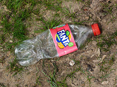Plastic Planet (fstop186) Tags: plasticplanet plastic bottle drinks rubbish litter