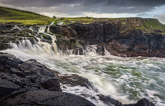 Dunseverick Falls (peter_beagan) Tags: canon canon5diii formatthitech nisi filters landscape landscapephotography