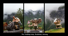 The trolls on the roll (smir_001) Tags: trolls figures statue sculpture romsdalvalley geiranger road shops trollshop mountains clouds landscape characters mythology folklore norsemythology scandinavianfolklore culture tradition cultural norwegian tourism attraction troll motorbike icecream trio triptych polyptych art scenicroute scenicdrive norway norway2018 august summer canoneos7d thetrollsroad thetrollsroadtrollveggen romsdalshorn mountainroad
