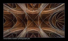 Marktkirche Hannover (H. Roebke) Tags: 2018 de architektur building gebäude marktkirche sigma1224mmf40dghsmart farbe architecture colour canon5dmkiv kuppel symetrie pattern hannover gewölbe lightroom muster