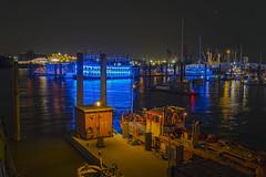 Hamburg 20092018 088 (Dirk Buse) Tags: hamburg kehrwieder germany deutschland hafen nacht langzeit color farbe colour mft m43 mu43 handheld ibis