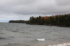 IMG_2322 (sambhensley) Tags: canoneos50d munising mi water falls foliage