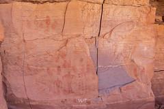 The Guardians (W9JIM) Tags: w9jim rockart pictograph monticello utah unitedstates us ef24105mmf4lisusm 5d4 canoneos5dmarkiv sobhill elephanthill canyonlandsnp handprints