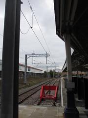 B438i Bolton (61379 Mayflower) Tags: railway railways electrification