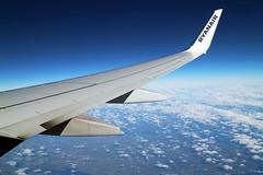Over Sweden En Route To Glasgow From Riga On Ryanair Boeing 737-8AS EI-GSA On 3 October 2018 (Zone 49 Photography) Tags: aircraft airliner airplane aeroplane egpfgla glasgow abbotsinch scotlandrix evra riga latvia fr ryr ryanair boeing 737 738 800 8as eigsa inflight