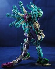 Soulless (Jesse Åhlgren) Tags: lego bionicle moc divided monster soulless glow