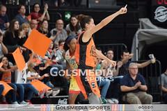 Valencia Basket Femenino Par Citylift Girona. (Paloma navarro)