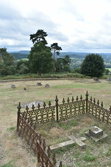 Grave and Hills (PLawston) Tags: uk england britain surrey north downs grave view st marthas hill