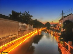 Pingjiang road, Suzhou,苏州, 中国 (cattan2011) Tags: lightings architecturephotography architecture buildings naturelovers natureperfection naturephotography nature reflections sunset traveltuesday travelphotography travelbloggers travel canal seascape waterscape landscapephotography landscape china 苏州 suzhou pingjiangroad