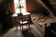 Working and Sleeping Spaces (JB by the Sea) Tags: southiceland southconstituency suðurkjördæmi southcoast iceland ísland europe september2018 skógar skogar rangárþingeystra skógarfolkmuseum skógasafn