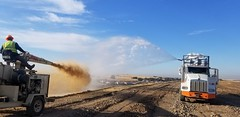 Dust control.
