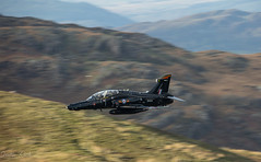 Low Level Hawk. (Simon Rich Photography) Tags: hawk low level flying mach loop wales panning aviation jet training exercise simonrich simonrichphotography mrmonts canon