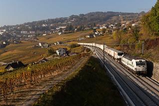 Railcare Rem 476 Vectron Bossire
