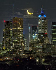 _DSC8704 copy Explored (kaioyang) Tags: kew melbourne sony a7r3 contax 100300mm cy crescent moon moonset cityscape