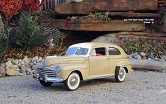 1947 Ford Super DeLuxe Tudor Sedan (JCarnutz) Tags: 124scale diecast danburymint 1947 ford superdeluxe tudorsedan