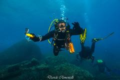 IMG_1441 (davide.clementelli) Tags: diving dive dives padi immersione immersioni ampportofino portofino liguria friends amici underwater underwaterlife sottacqua