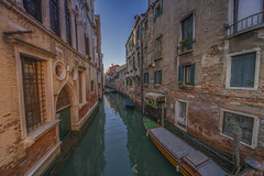 Venice (y.mihov, Big Thanks for more than a million views) Tags: venezia venice canal city trespass travel tourist town sonyalpha sightseeing sigma skyes sea street stone water wealth winter wide walks window boat europe early islands italy isle house holiday historical urban river retro