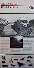 Glacial Retreat of the Athabasca Glacier & Dome Glaciers, Columbia Icefield, Icefields Parkway, Alberta,Canada (Black Diamond Images) Tags: athabascaglacier columbiaicefied icefieldsparkway alberta canada columbiaicefield jaspernationalpark glacier scenictours scenic 2012 mountains mountain ice banfftojasper landscape sky snow mountainside interpretivesign sign glacialretreat domeglaciers travelalberta albertatravel albertaholiday holidayalberta