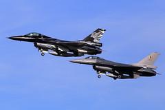 (widebodies) Tags: liege lüttich lgg eblg widebody widebodies plane aircraft flughafen airport flugzeug flugzeugbilder belgium air force general dynamics f16am fighting falcon fa101