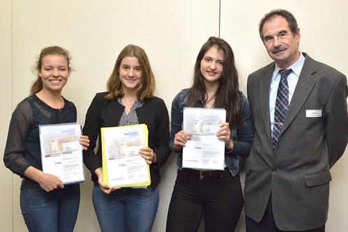 """Hessensieger-Ehrung-Schülerwettbewerb """"Der beste Praktikumsbericht"""""""