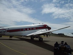 "Douglas DC-3C 1 • <a style=""font-size:0.8em;"" href=""http://www.flickr.com/photos/81723459@N04/45021125142/"" target=""_blank"">View on Flickr</a>"