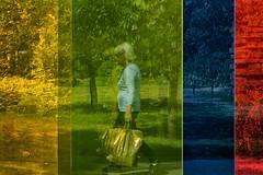 Through No. 814 (1) (pni) Tags: through grass plant glass color colour human being person people woman sculpture art friezesculpture2018 regentspark uk18 london uk england unitedkingdom pekkanikrus skrubu pni